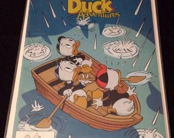 1992 Walt Disney's Donald Duck Adventures Comic, December #31