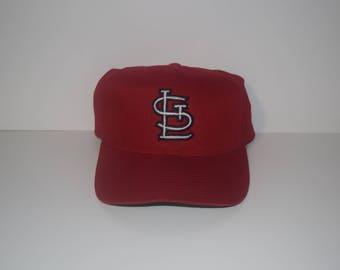 Vintage St Louis Cardinals Strapback