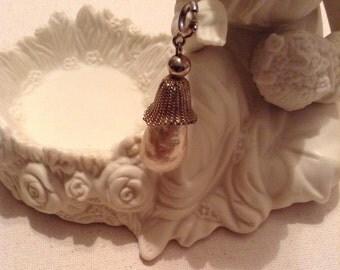 Vintage Baroque Pearl Charm