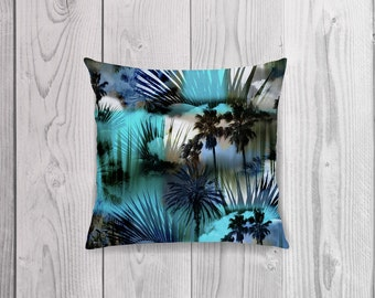 Cushion Cover ~ PALMY NIGHTS
