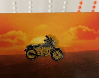 Vintage Deadstock Motorcycle Pin