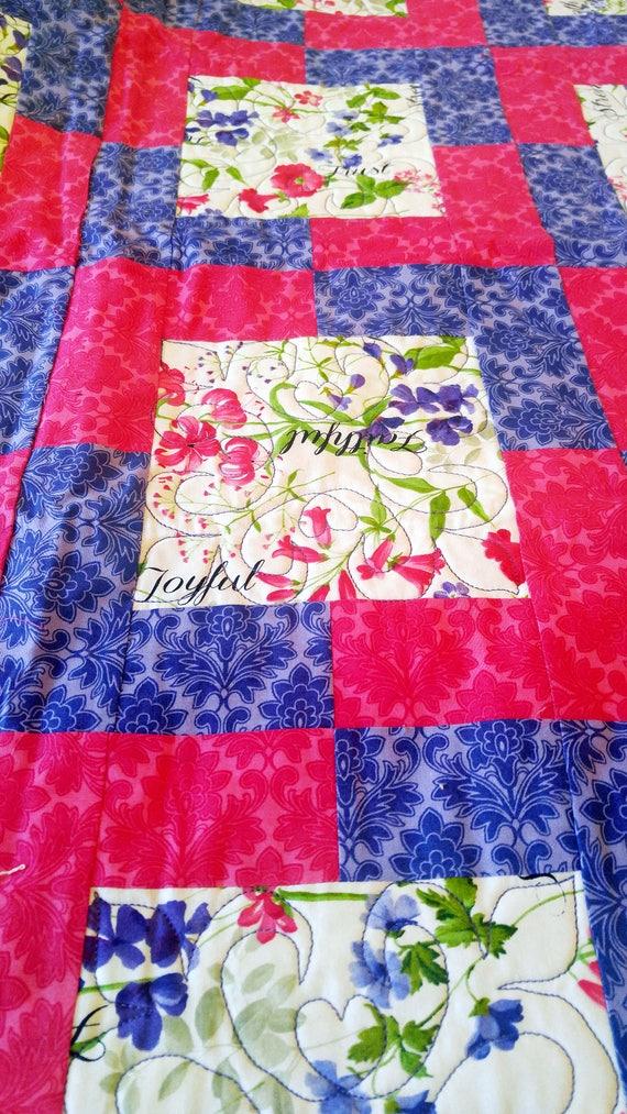 Baby quilts - Prayer Quilts by Rosie : prayer quilts - Adamdwight.com