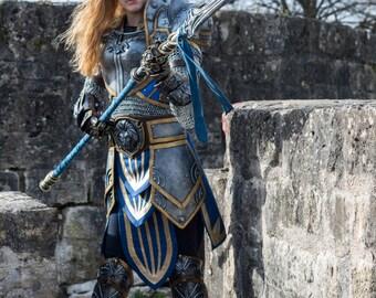 Warcraft Stormwind guard print