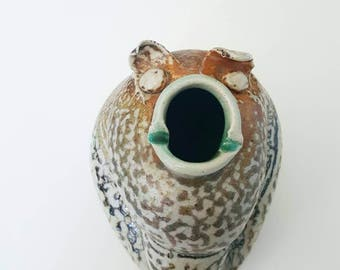 Chunky studio pottery fish