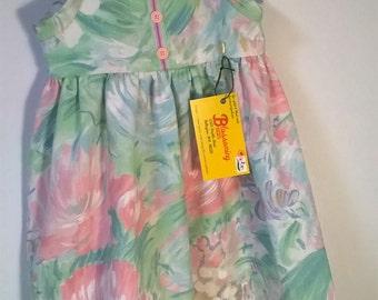 Spumoni Toddler Dress