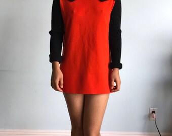 Vintage sz S dress/ top