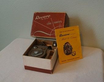 Revere Eight Cine Camera Model 88