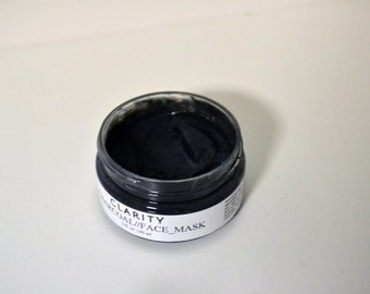 Charcoal Creme Mask, Detoxifying Mask