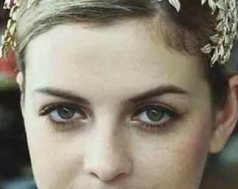Hair Crown Vintage Wedding Head Jewelry Accessories