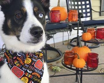 Happy Halloween Dog Bandana
