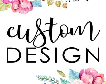 Custom Text Add On - Multiple - Sassaby Weddings - Items Personalized Just for You!