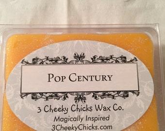 Pop Century Wax Melts, Disney Inspired, Home Fragrance