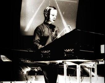 KRAFTWERK Ralf Hutter AUTOBAHN Birmingham Odeon 23.06.81  ©  gary lornie photography.