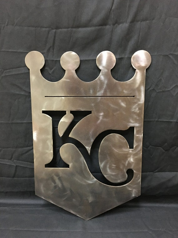Kc baseball kansas city royals royals crown home decor for Home decor kansas city