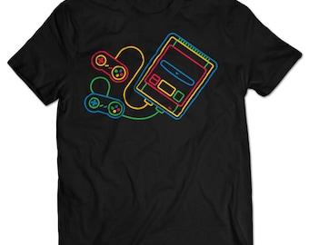Super Famicom Box T-shirt