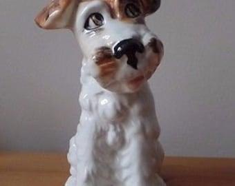 Vintage Sylvac Terrier Dog - 1579