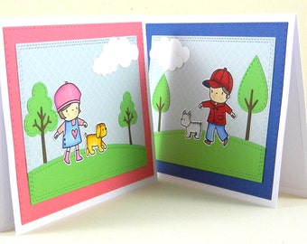 Dog Greeting Card, All Occasion Dog Card, Just Because Dog Card