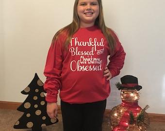 Mommy and me christmas shirts, Christmas shirt for girls, christmas shirt for women, christmas shirt for toddlers, baby girl christmas bodys
