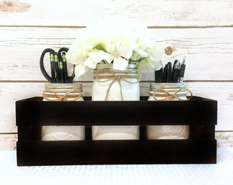 Office Desk Accessories- Dorm Decor- Office Decor- Desk Organizer- Home Desk Organizer- Home Desk Accessory- Back to School
