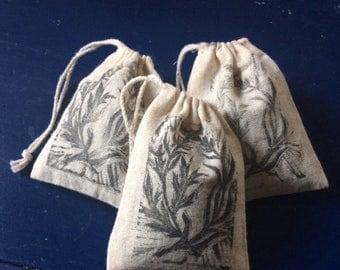 Dreamtime Aromatherapy Herb Sachet- Mugwort and Lavender