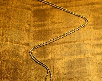 1940's Up-Cycled Lemon Lime Split Shot Necklace