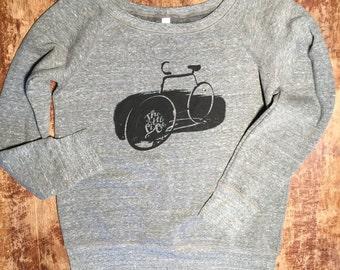 Bike Rack Sweatshirt