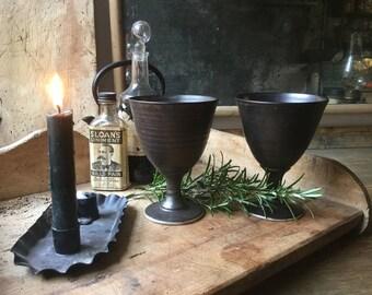 Borgh Pottery Goblets