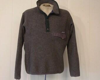 Vintage Patagonia, Patagonia jacket, vintage Patagonia, gray Patagonia, large