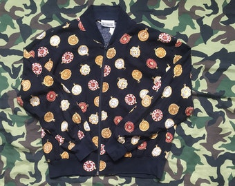MOSCHINO INSPIRED Bomber Jacket