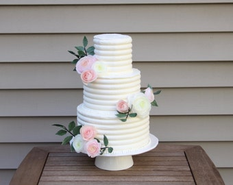Cake Decoration With Paper : Wafer paper Etsy