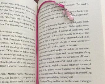 Bookmark Pink Flip Flops