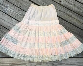 1950s Barbizon Petticoat