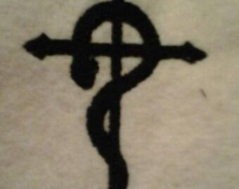 Full Metal Alchemist Flamel Cross