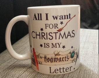Hogwarts Letter *Sale*