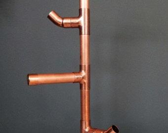 Copper Jewellery Stand