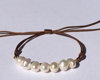 6 mm Cultured Pearl Bracelet