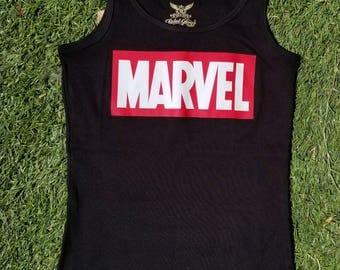 Marvel Women Shirt Tank Comics