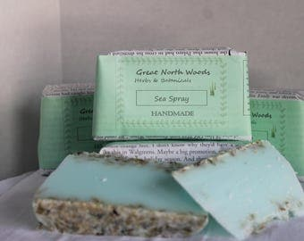 Sea Spray Soap