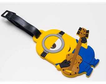 Minions Luggage Tag