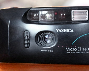Yashica Micro Elite AF 35mm Point & Shoot
