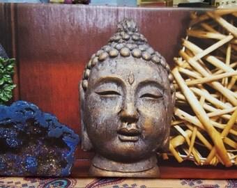 Thai Budha and Rainbow quartz