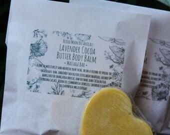 Lavender Cocoa Butter Body Balm