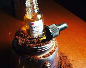 Cafe Beard & Hair Oil