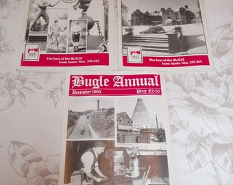 Black Country Bugle Annual 1993, 1994 and 1995  -Ex Condition - Industrial Revolution - Social History