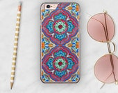 Portugese Tile iPhone Case Spanish Pattern iPhone Case Travel iPhone 6 Case iPhone 7 Case iPhone 5C Case iPhone 5 Case iPhone 6S Case