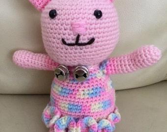 Handmade crocheted Bunny