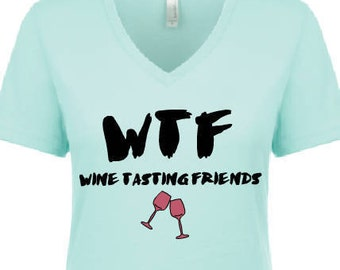 Wine Tasting Friends Shirt