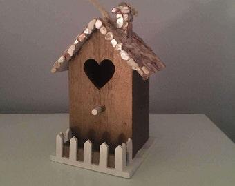 The 'Love Nest' Birdhouse