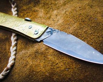 Piedmont folding knife.
