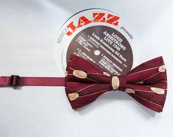 Rossana vintage silk bow tie